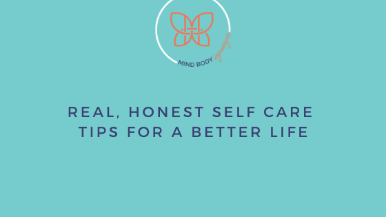 Looking for self-care tips that aren't just about rainbows and lollipops? There's more to self-care than all the feel-good stuff. There's work to be done!