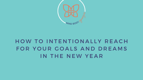 Find out the number one secret to reaching and attaining your goals and dreams in 2020! It will make all the difference so you won't have to give up.
