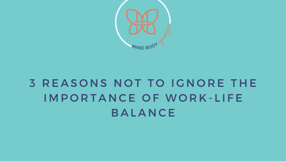 As a healthcare professional, don't ignore the importance of work-life balance. Find out how to bring more balance in your life.